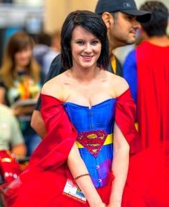 Supergirl Photo Credit: Patrick Sun