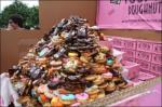 Mountains of donuts - mmmm...